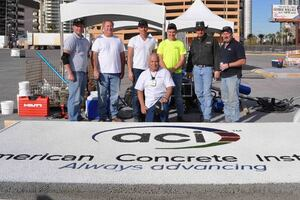 Pervious Concrete at World of Concrete 2016