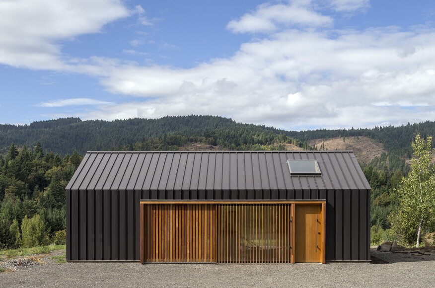 Elk Valley Tractor Shed Architect Magazine Fieldwork