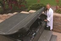 Acculok introduces new seamless spa cover