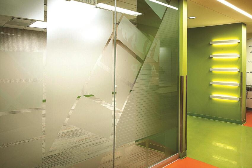 Fasara Glass Finishes, 3M Architectural Markets