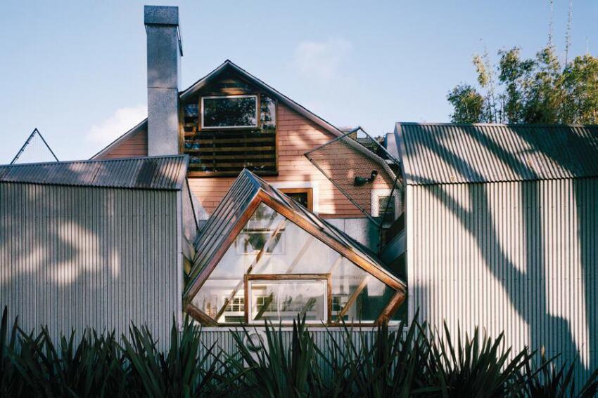 Frank Gehry's House