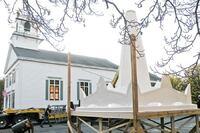 Restoring a Church Steeple