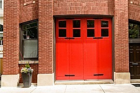 Old Lakeview Firehouse Turned Cozy Chicago Home