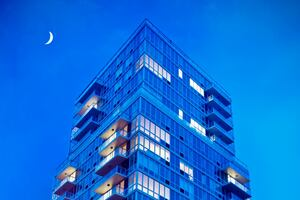 High-Rise Condos Head to the Auction Block