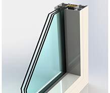 AirClos S110 Thermal R Bi Fold Doors