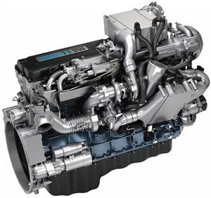 International Truck and Engine's MaxxForce engines are ideal for severe-service  vehicles. Photo: International Truck and Engine