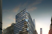 OMA Releases Renderings of NYC Residential Tower