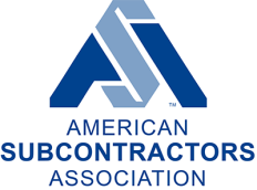 American Subcontractors Assn. Logo