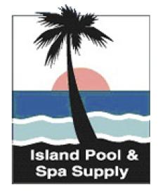 Island Pool & Spa Supply Logo