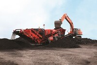 Jaw Crusher for Concrete Recycling