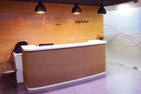 2015 Daffodil Software Pvt.Ltd - Phase II, Gurgaon Haryana | Interior Project