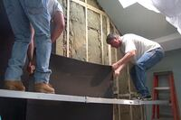 Soundproofing a Condo Stairwell