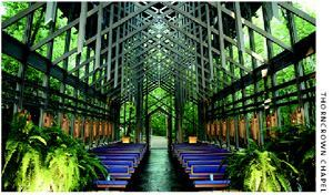 No. 60 Thorncrown Chapel