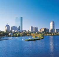 Boston ranks as one of New England's top multifamily markets.  NEW DIGS: The 420-unit, 28-story Archstone Boston Common, below, is the city's first rental, residential high-rise to be built in 20 years. Archstone-Smith expects to deliver first units in mid-2006.
