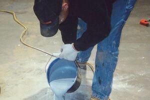 Repairing Joints In Concrete Slabs