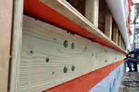 Attaching a Deck to a Superinsulated Fat Wall