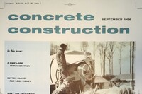 60 Years of Concrete Construction