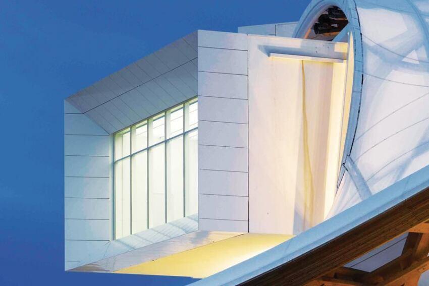 Hat Trick: The Centre Pompidou-Metz