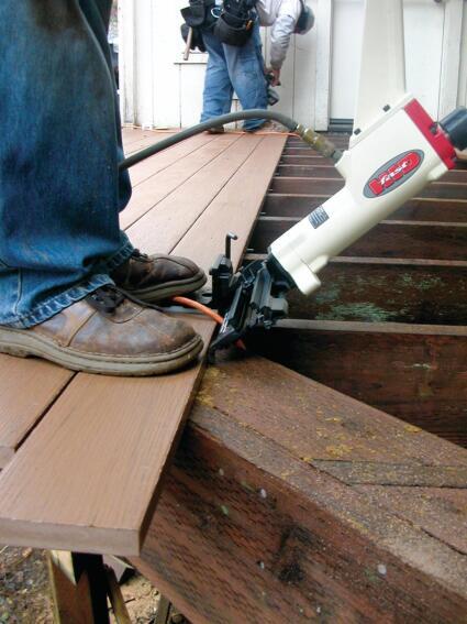 Azek HIDfast Hidden Deck Fastener System