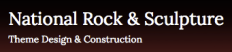 National Rock & Sculpture, Inc. Logo