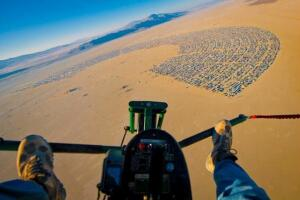 """Burning Man Arts Festival, (aka Black Rock City, ) Nevada - September 2011"""