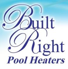 Built Right Pool Heaters, LLC Logo