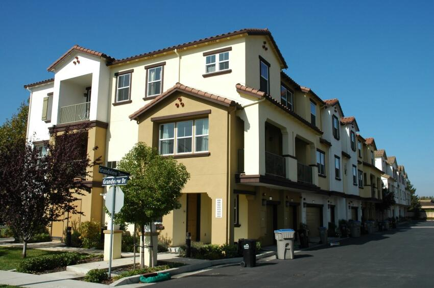 In San Jose, Calif., Trumark Homes recently acquired a community it's calling Capitol Station, where it will complete 34 of 45 townhouses. Trumark has several projects in the works in Northern California.
