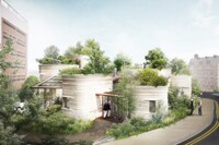 Heatherwick Studio's Designs for a New Maggie's Centre in England