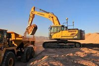 Hyundai trimble-ready' option for wheel loaders and excavators