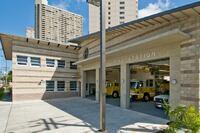 McCully Mo'ili'ili Fire Station
