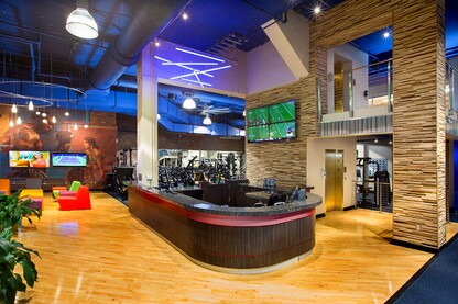 AtlantiCare LifeCenter Fitness at Tropicana