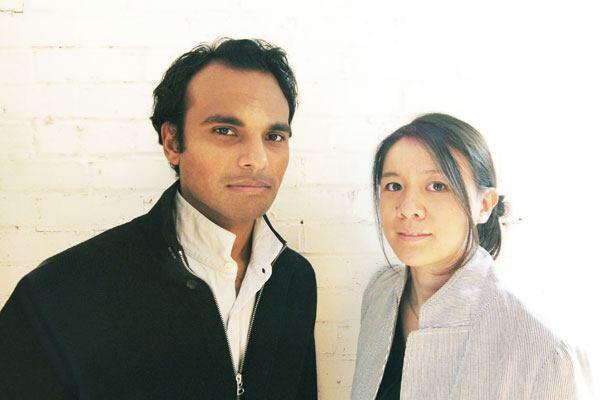 Bimal Mendis and Joyce Hsiang of Plan B Architecture & Urbanism