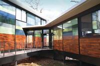 Charlie Lazor's FlatPak house