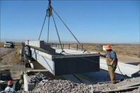 Composite Bridge Passes Tough Test