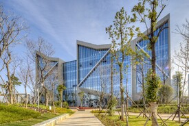 Qujing Culture Center Library