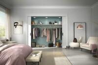 Quick and Easy Closet Organization