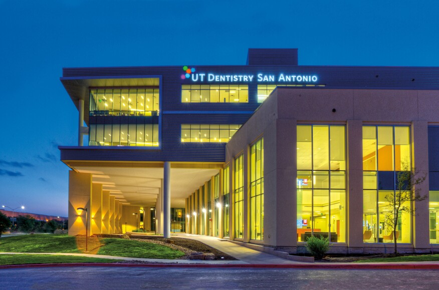 University Of Texas San Antonio Center For Oral Health