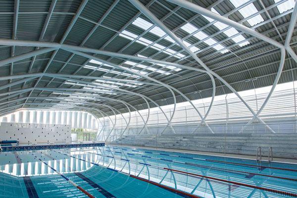 New Aquatic Center, American International School of Johannesburg, Johannesburg