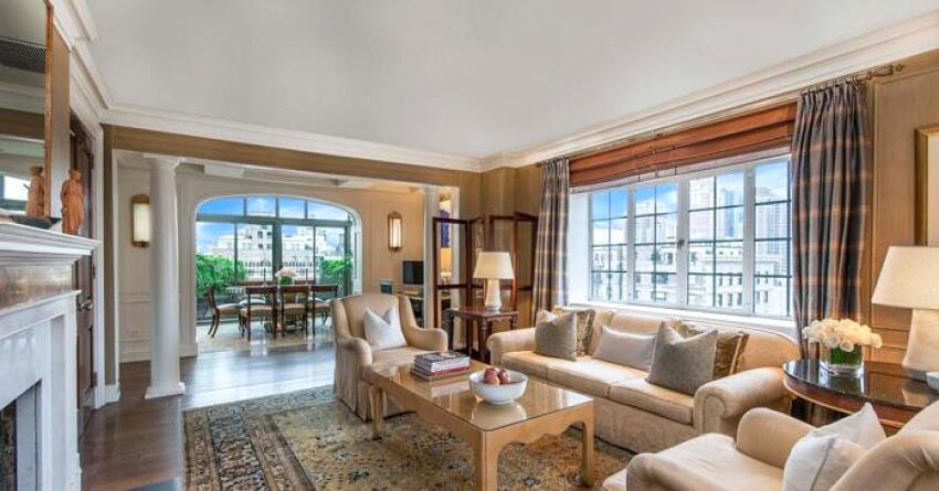 Penthouse Lists for $300,000 — Per Month