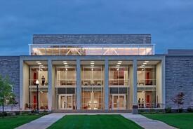 Duke Hall James Madison University