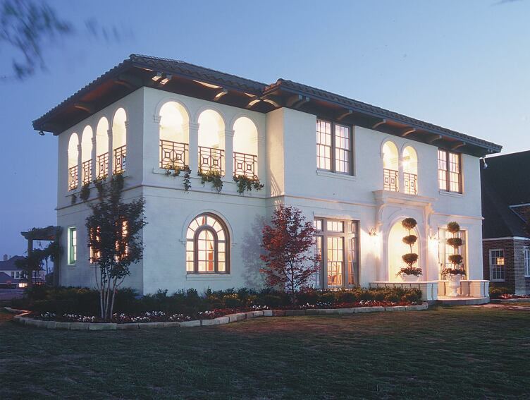 villa alta, fort worth, texas