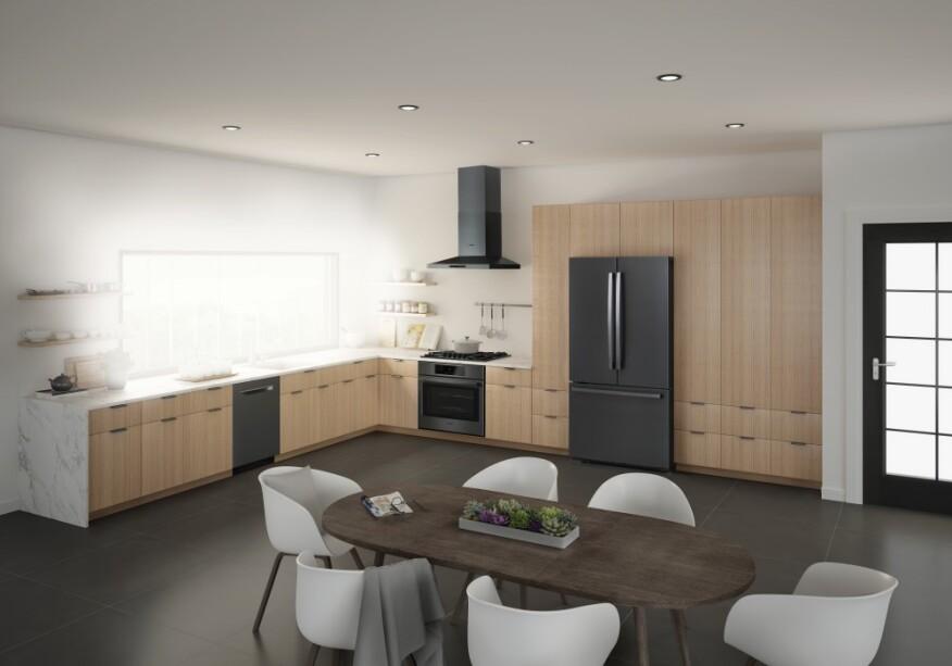 Bosch Introduces Black Stainless Steel Kitchen Appliances ...