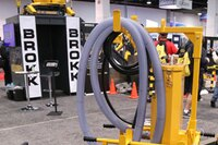 Cart for Handheld Drills