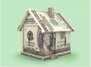 Cash purchases of homes still represent an abnormally high level of total transactions.