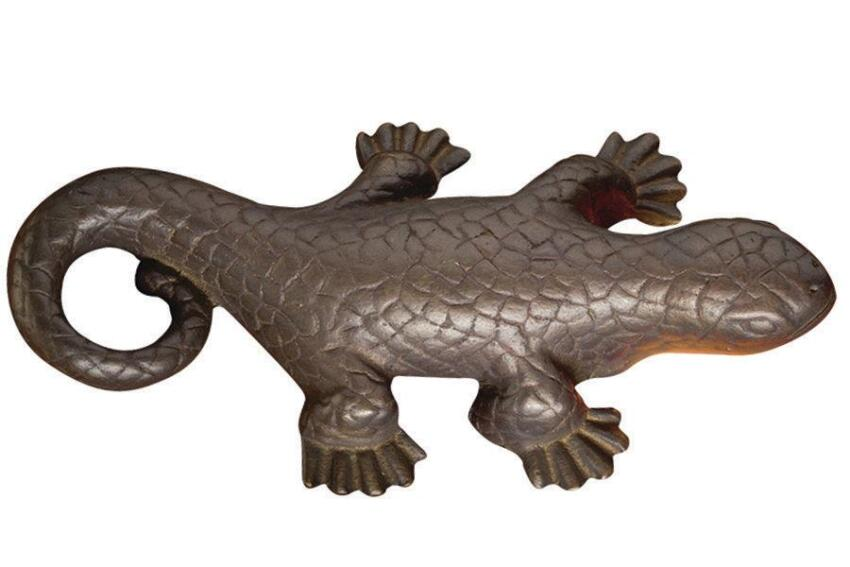 Oak Trail Lizard Fixture by Kichler