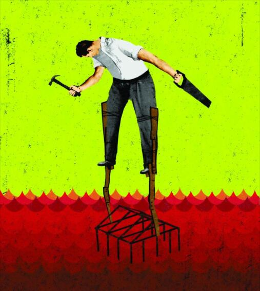 With the Threat of a Continued Downturn, Builders are Faced with No-Win Propositions