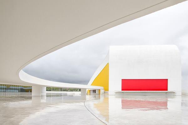 Centro Niemeyer in Spain. 2014 Sony World Photography Awards 3rd Place in Spain National Award.