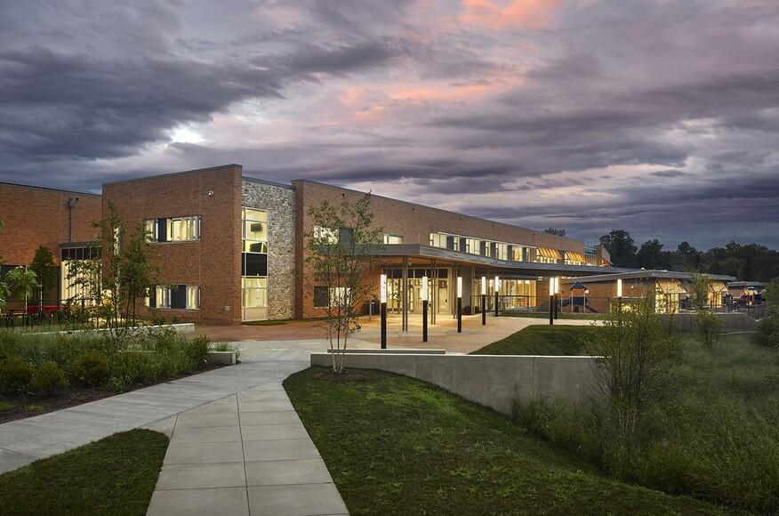 Discovery Elementary School | Architect Magazine | VMDO ...