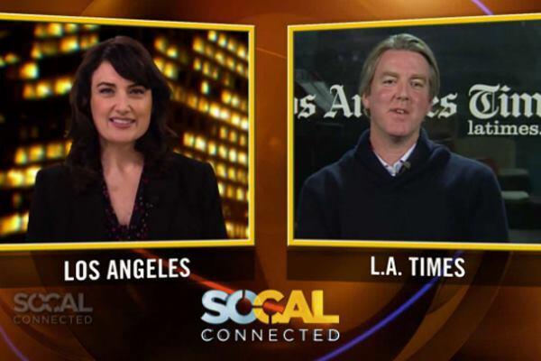 Madeleine Brand interviews Christopher Hawthorne for KCET.