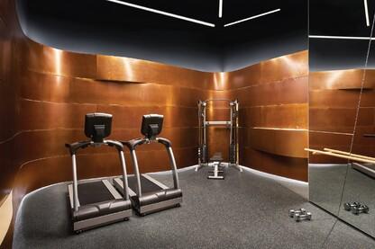 2000 S. Michigan Fitness Room